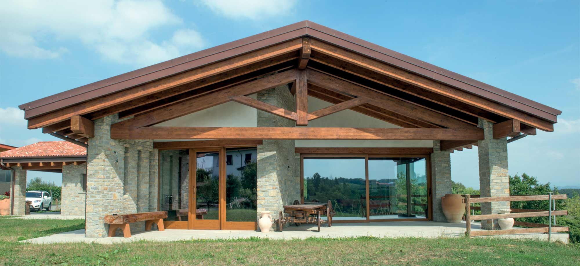 Wood: noble by nature, structural by innovation
